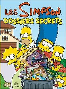 """Afficher """"Les Simpson n° 7 Dossiers secrets"""""""