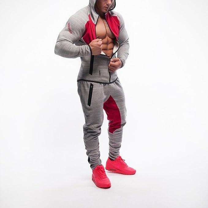 Herren Bodybuilding Stringer Intensity Muskel Tank Top UV-Schutz antistatisch Feuchtigkeitsregulierung Fitness und andere Sport GYM AESTHETICS