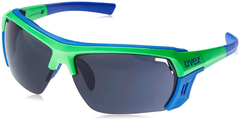 Uvex sportstyle 303 ultra verres de rechange pour lunettes de  soleil-vert bleu 48ca2a26be