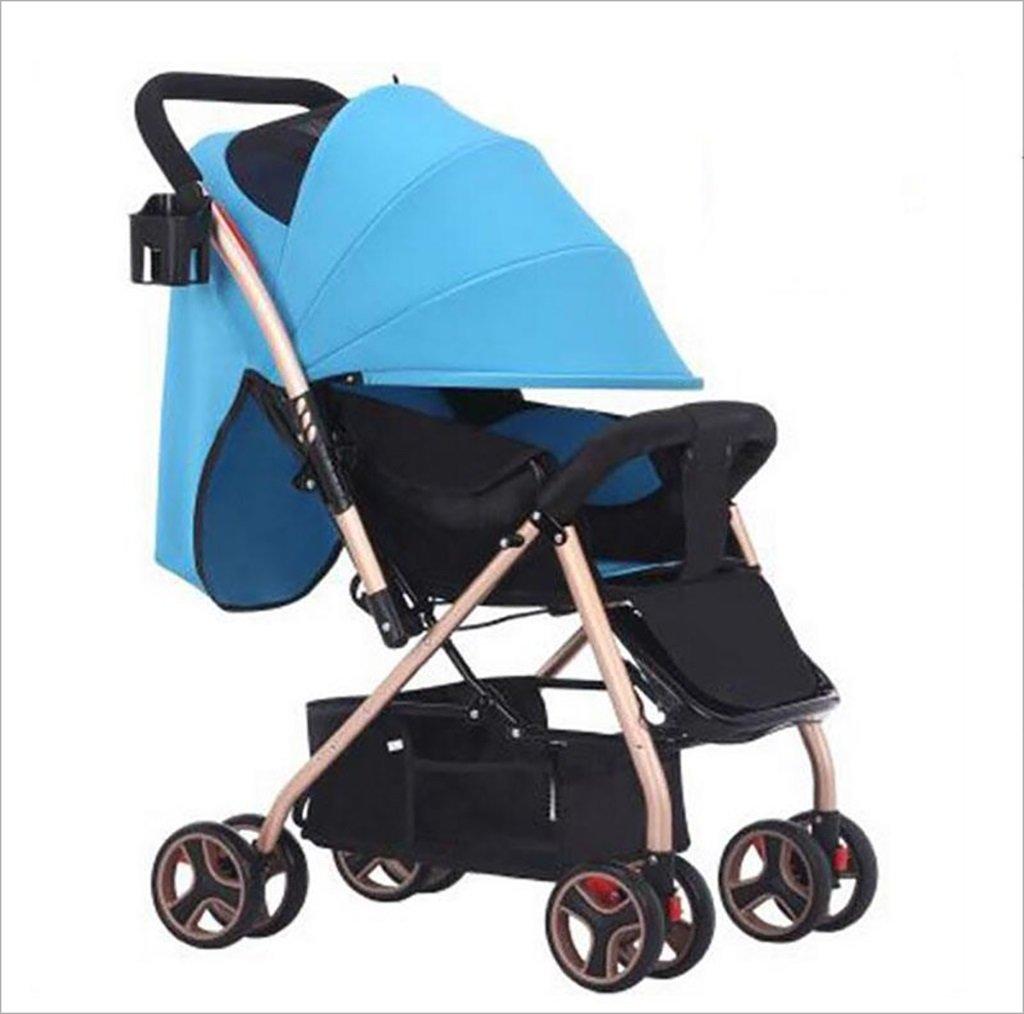 赤ちゃんトロリーは、座っていることができます軽いポータブル折りたたみ小型ミニ四季ユニバーサル子供の手の傘の車 (色 : 6) B07DVB25FF 6 6