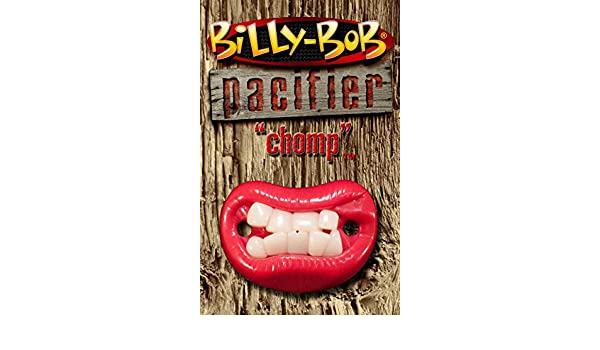 Chomp BILLY BOB BEBÉ CHUPETE DUMMY CHUPETE BINKY PERFECTO REGALO DE ...