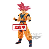 Banpresto Dragonball Super Movie Cyokoku Buyuden-Super Saiyan God Son Gokou-