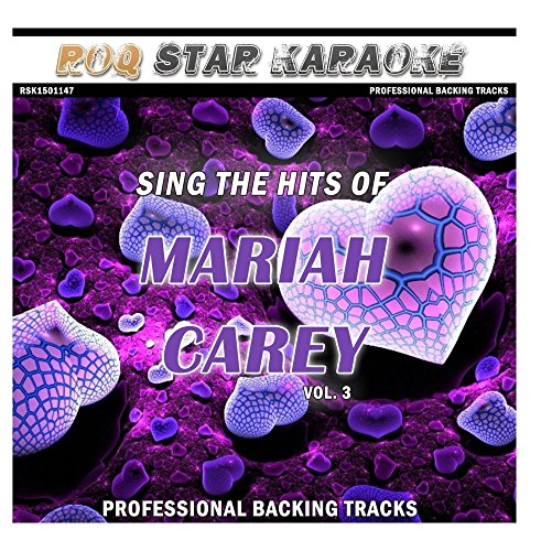 Karaoke - Mariah Carey, Vol. 3