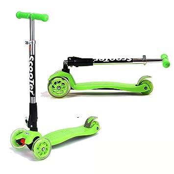 fascol Kids patinete plegable multifuncional deportes al ...