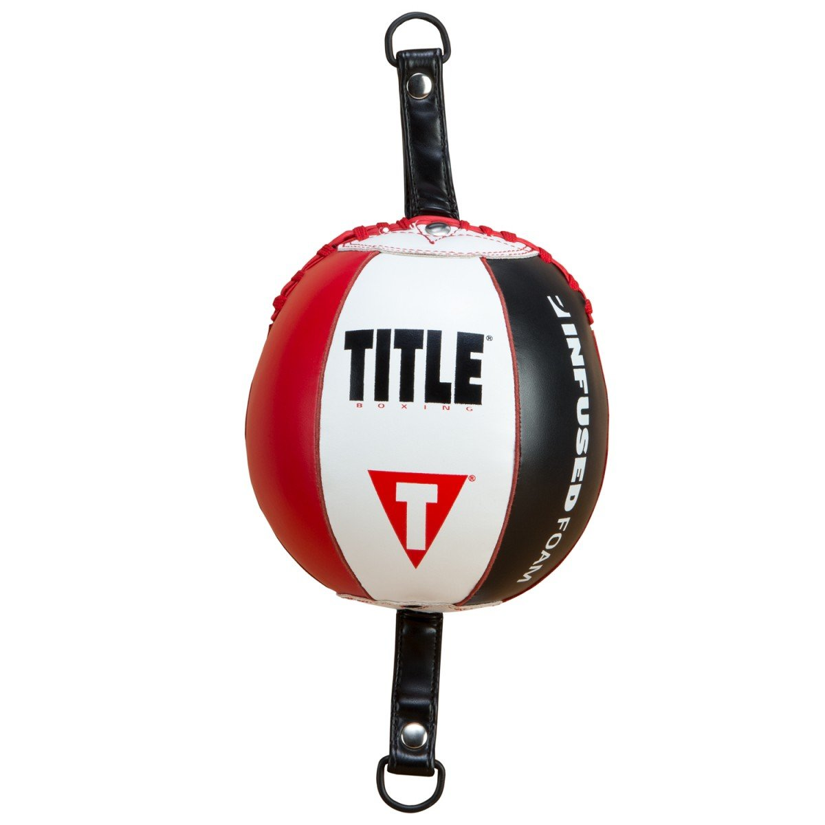 Title Infused Foam Double End Bags, 11'' by Title Boxing