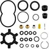 Hydro-Boost Seal Leak Repair Kit Fits for Ford GM Chrysler Chevrolet F-150 F-250 F-350 G30 S10 Bronco Expedition Rubber…