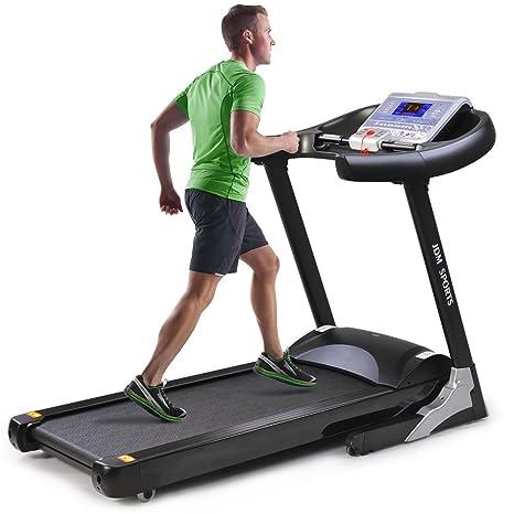 JDM Sports j8008 cinta de correr, BMI Calculadora, golpe Sistema ...