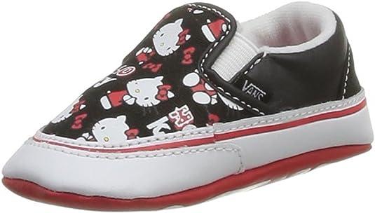 Vans Kids' Infant Slip-on Hello Kitty