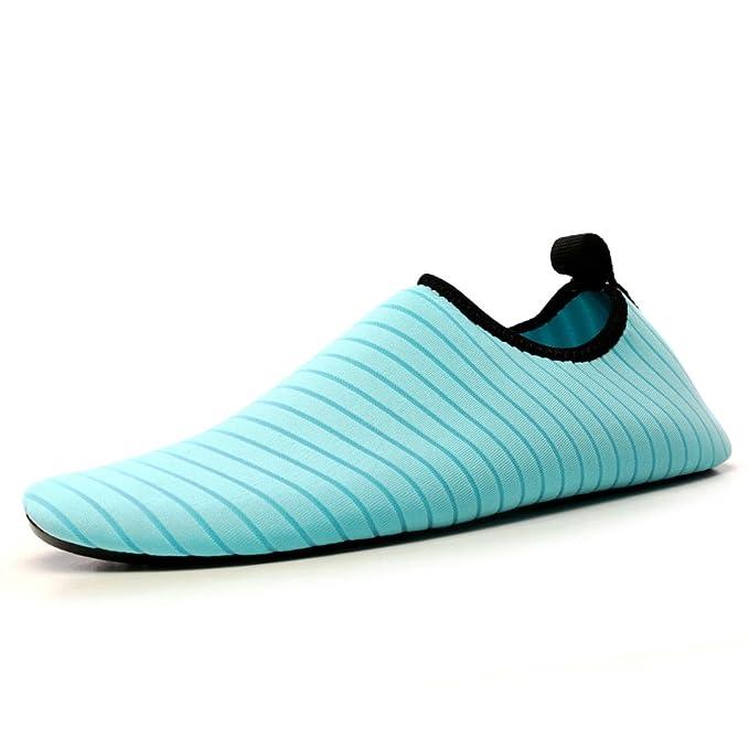 Amazon.com: New Men Women Aqua Shoes Outdoor Barefoot Soft ...