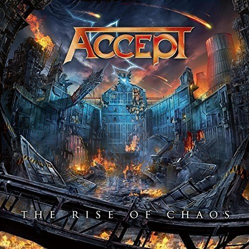 CD : Accept - Rise Of Chaos (United Kingdom - Import, 2 Disc)