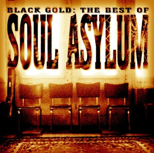 CD : Soul Asylum - Black Gold: Best of (CD)