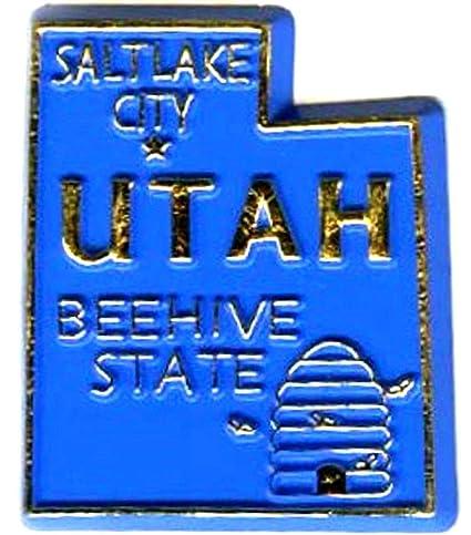 Amazon com: Fridge Magnet Utah The Beehive State For Kitchen