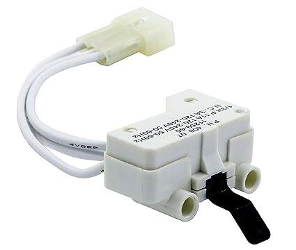 Admirable Amazon Com Dryer Door Switch That Works With Whirlpool Ler7646Jq0 Wiring 101 Relewellnesstrialsorg