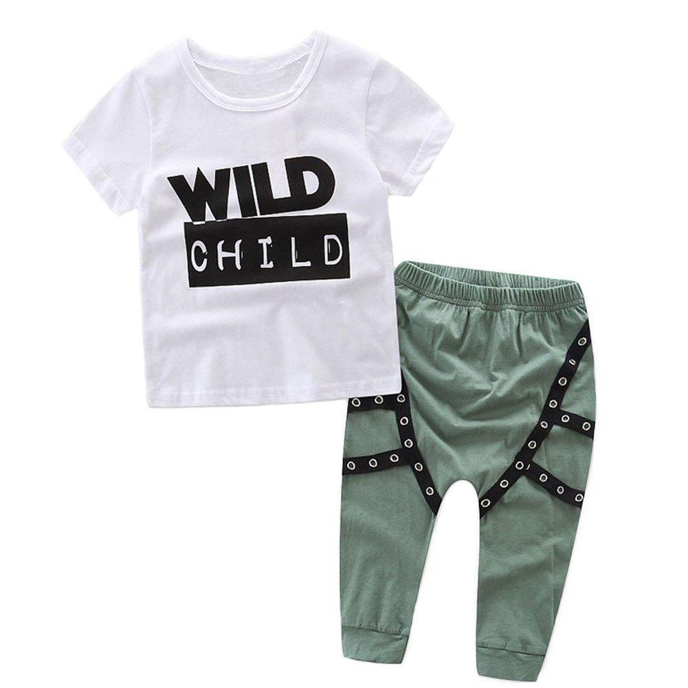 White Shirt Army Green Pants | Kuenzi Turf & Nursery