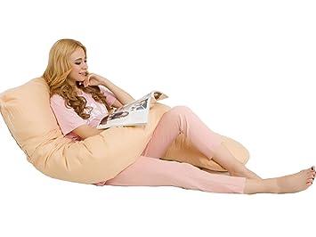 Orange Mutterschaftskissen und U-f/örmiges Stillkissen Unterst/ützt den Bauch perfekt und beugt R/ückenschmerzen vor. Ideales Schwangerschaftskissen zum Schlafen
