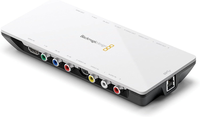 Blackmagic Design Intensity Shuttle for USB 3.0 (BINTSSHU)