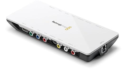 9 opinioni per Blackmagic Design Intensity Shuttle HDMI, USB 3.0 Scheda Acquisizione Video in