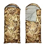 """Lucky Bums Compact Lightweight Muir Spring Summer Fall Sleeping Bag Youth 40°F/5°C with Digital Accessory Pocket… 4 LIGHTWEIGHT COMPACT DESIGN - At 13""""x7"""" rolled up weighing only 2.2 pounds . Measuring in unrolled 64""""x27"""". COZY AND COMFORTABLE - The draft collar and half-circle mummy style hood with drawstrings envelopes your head in warmth. Equipped with front zipper pocket, a full-length zipper allowing for blanket style and a Velcro fastener for added security. INDOOR/OUTDOOR USE - Rated for 40 degrees Fahrenheit"""