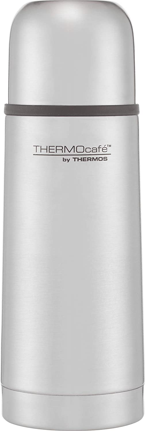 Thermos ThermoCafé Stainless Steel Flask, 350 ml