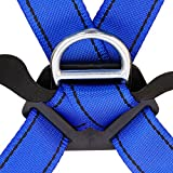 Kids' Full Body Harness, Youth Safety Comfort Zipline...