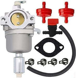 HOOAI Carburetor for Briggs & Stratton 591731 796109 594593 590400 796078 4u8-31H777-594593 Carburetor