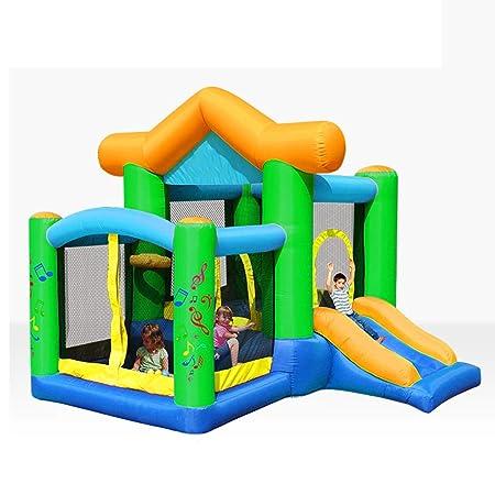 Castillo Inflable al Aire Libre Parque Infantil de tobogán ...