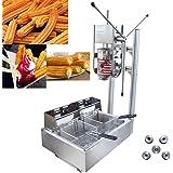 ALDKitchen Commercial 5L Churro Filler Machine Spanish Churro Filling Machine Pastry Filling Machine