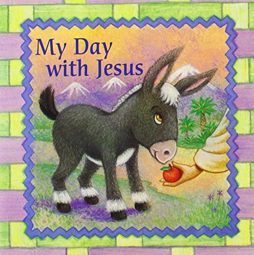 My Day with Jesus (Easter Board Books)