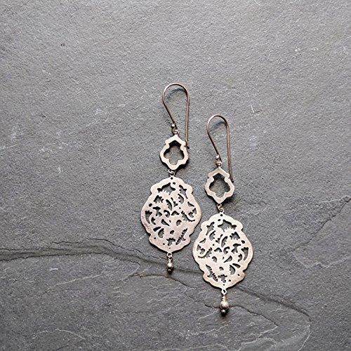 JUL Acanthus Earrings No. 4