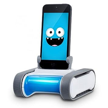Romotive Romo Docking Station for iPhone 5/5S/5 °C: Amazon.co.uk ...