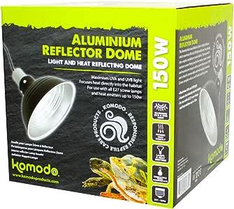 Komodo Aluminium Reflector Dome 21cm