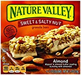 Nature Valley Sweet & Salty Almond Granola Bars 7.4 oz