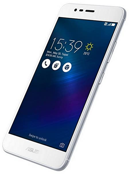 Asus Zenfone 3 Max ZC520TL (Grey, 32 GB) (3 GB RAM) Smartphones at amazon