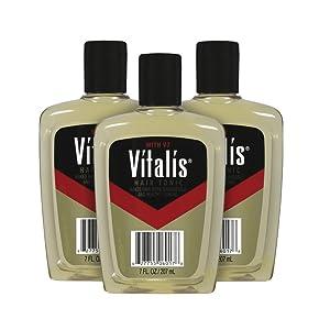 VITALIS, Hair Tonic, 7 oz, (3 Pack)
