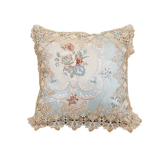 WYY Almohada Decorativa/cojín Cuadrado para sofá/Almohada ...