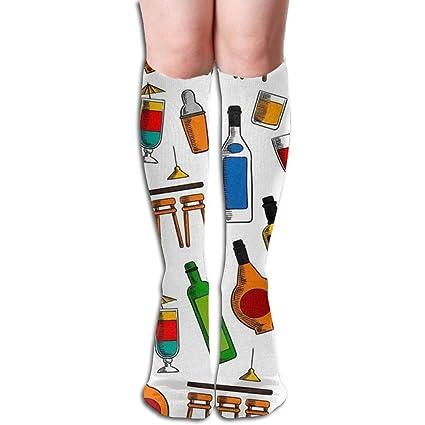 31e6f20cb Amazon.com  Tuooluo Bar Cocktails and Alcohol Drinks Compression ...