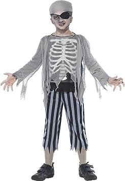 Smiffys - Disfraz de fantasma para niño, talla 10-12 años (22959L ...
