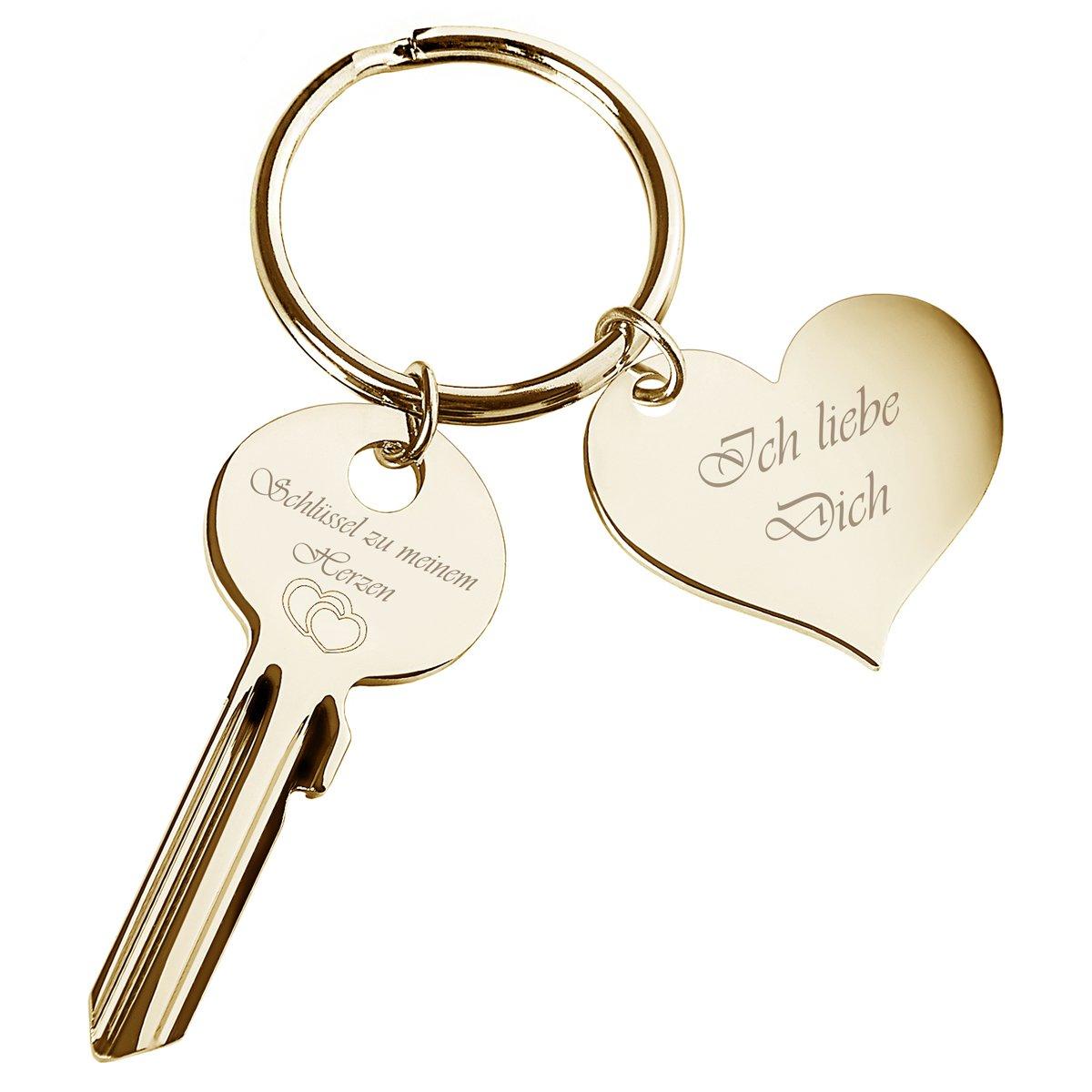 Geschenke 24 GmbH las llaves de mi corazón - San Valentín regalos ...