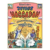 Richard Codor's Joyous Haggadah:A Children and Family Cartoon Haggadah for Passover Seder
