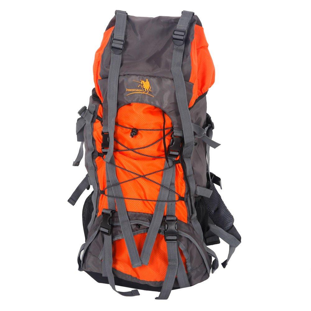 60l Packable Travelバックパックforキャンプ&ハイキング   B073VM5TV3