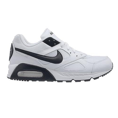 a935fd8f90 Nike Air MAX IVO (TD), Zapatos de Primeros Pasos Bebé-para Niños,  Blanco/Negro Obsidian-White, 18 1/2 EU: Amazon.es: Zapatos y complementos