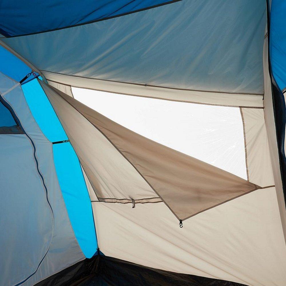 Decathlon Quechua tienda de campaña para familia de persona T 5.2 FAMILY TENT 5 PEOPLE BLUE: Amazon.es: Deportes y aire libre