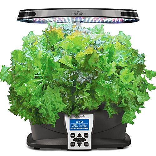 AeroGarden Salad Greens Mix Seed Pod Kit 7 Pod Home Kitchen Features
