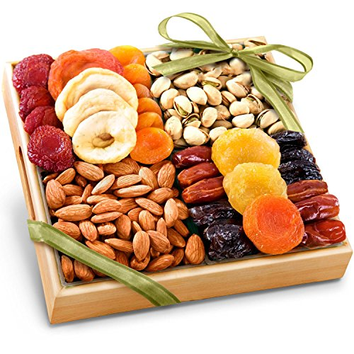 Golden State Fruit Pacific Coast Classic Dried Fruit Tray ()