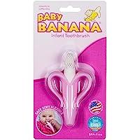 BABY BANANA Infant Toothbrush, Pink