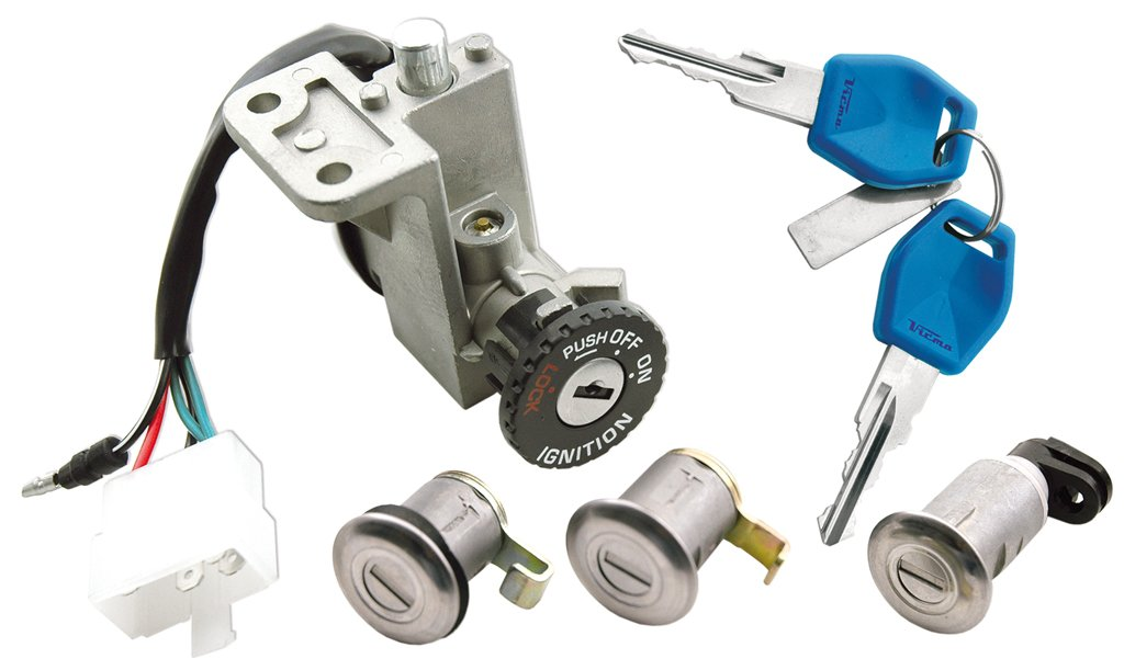 200i 09 125 Set serrature per Kymco Like 50