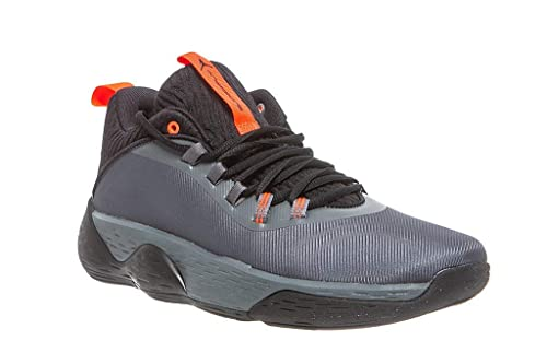 buy online c562d 3992e Nike Jordan Super Fly MVP Low, Scarpe da Basket Uomo, Multicolore (Iron Grey