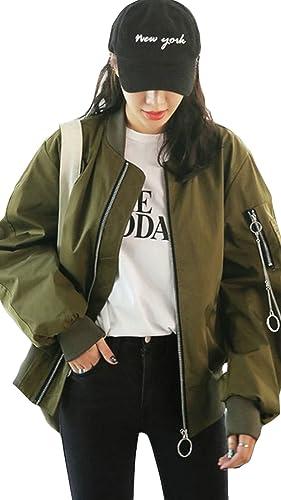 Alisa.Sonya - Chaqueta - para mujer verde Ejercito Verde 42