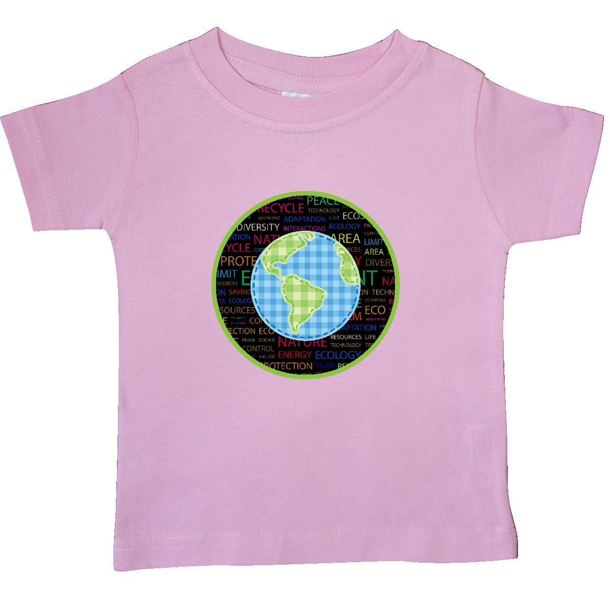 inktastic Environment Earth Day Conservation Baby T-Shirt