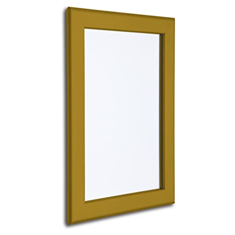 30 x 40 Gold Poster Snap Frames 25mm